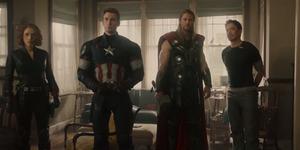 Serunya 3 Trailer Avengers: Age of Ultron Digabung