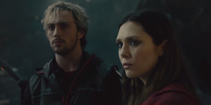 Sosok 'Super Siblings' Scarlet Witch-Quicksilver di Avengers: Age of Ultron