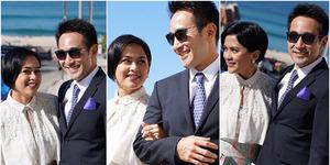 Suami Sarah Sechan, Neil G Furuno Mantan Pacar Agnez Mo