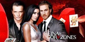 Telenovela Reina de Corazones Tayang di RCTI 30 Maret 2015