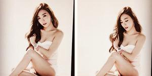 Tiffany SNSD Dikritik Terlalu Seksi di Iklan Jam Tangan