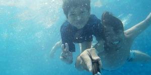 Tips Potret Di Bawah Air dengan Smartphone