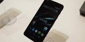 Vaio Phone, Kamera 13MP Harga Rp 5 Jutaan