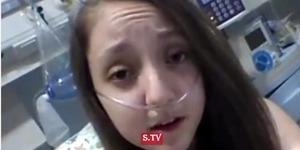 Video Gadis Cantik Minta Disuntik Mati
