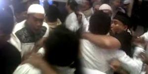 Video Salat Jumat di Masjid Assalam Disabotase Massa