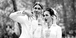 Andien Aisyah-Irfan Wahyudi Resmi Menikah