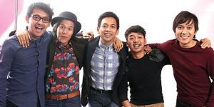 D'Masiv Lelang Lagu Jangan Menyerah Rp 9,5 Juta