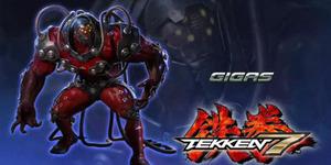 Gigas, Karakter Baru Tekken 7 Mirip Bane Musuh Batman