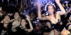 Heboh Video Pelajar SMA Pesta Bikini Rayakan Selesai UN