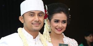 Hengky Kurniawan-Sonya Fatmala Resmi Menikah