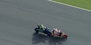 Klasemen MotoGP 2015: Senggol Marquez, Rossi Juara GP Argentina