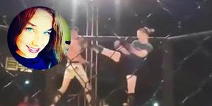 Larissa Schroeder, Petarung Wanita ini Kalahkan Pria di MMA