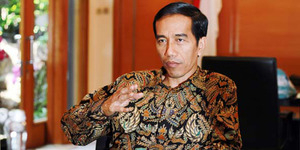Presiden Jokowi Penggemar Film Comic 8 & Cinta Brontosaurus
