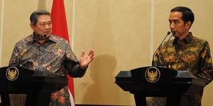 SBY Sindir Jokowi: Revolusi Mental Bukan Barang Baru