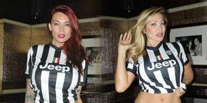 Tera Patrick-Vittoria Risi Siap Bugil Bila Juventus Juara Liga Champions