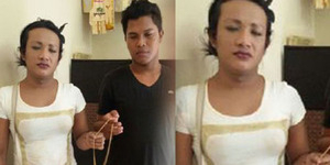 Waria Lombok Kuras Isi Dompet Bule Buat Bayar Kos