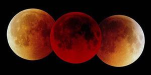 Warna Gerhana Bulan jadi Tanda Kondisi Langit Bumi