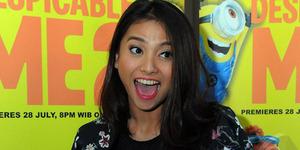 Acha Septriasa Bakal Bintangi Film Action Asia