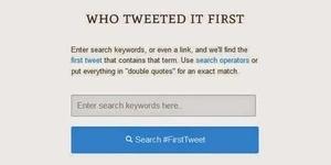 Cara Ketahui Pelopor Hashtag atau Trending Topic Twitter
