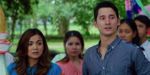 Behind The Scene Nino Fernandez-Nirina Zubir Syuting Get Married 5