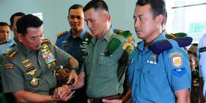 Bukan Akik, Jenderal Moeldoko Pamitan Bagikan 55.000 Jam