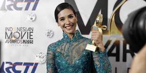 Daftar Pemenang Indonesian Movie Awards (IMA) 2015