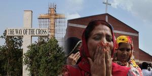 Dapat Wangsit Tuhan, Pengusaha Bangun Salib Raksasa di Negeri Islam