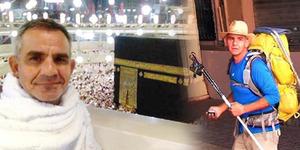 Demi Kesembuhan Adik, Pria Austria Jalan Kaki 300 Hari ke Mekkah