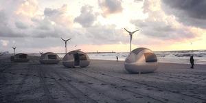 Eco Capsule, Rumah Canggih Berukuran Mini