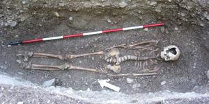 Arkeolog Temukan Kerangka Manusia Abad 12 di Riau