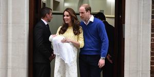 Foto Cantik & Imut Anak Kedua Kate Middleton