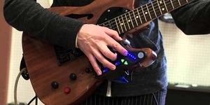 Guitar Wing, Ubah Efek Gitar Dengan Tangan