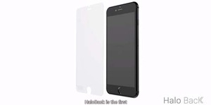 Halo Back, Pelindung Layar Pintar iPhone 6