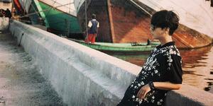 Heboh Yesung Suju Pamer Foto di Muara Angke