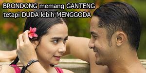 Foto Bulan Madu Hengky Kurniawan-Sonya Fatmala di Bali
