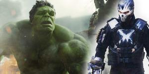 Hulk & Crossbones Gabung Captain America: Civil War