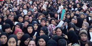 Indonesia Akhirnya Stop Kirim TKI ke Timur Tengah