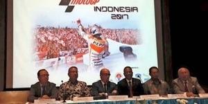 Indonesia Jadi Tuan Rumah MotoGP 2017