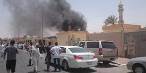 ISIS Bom Masjid Syiah di Saudi Saat Salat Jumat, 4 Tewas