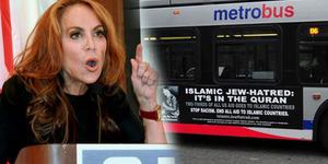 Kelompok Anti-Islam AS Pajang Karikatur Nabi Muhammad di Bus Kota