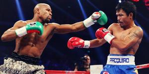 Kemenangan Kontroversial Mayweather Atas Pacquiao
