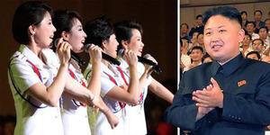 Kim Jong Un Jadi Produser 'Girlband' The Moranbong