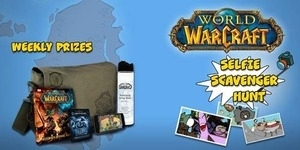 Kontes Selfie World of Warcraft Berhadiah ke Amerika Serikat