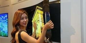 LG Ciptakan TV OLED Setipis Kertas