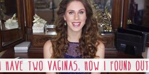 Model Seksi Cassandra Bankson Baru Sadar Punya Dua Vagina