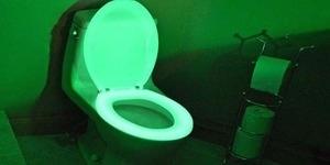 Night Glow Seats, Toilet Bisa Menyala saat Gelap