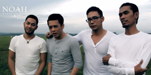 Behind The Scene Video Klip Baru NOAH 'Menunggumu'