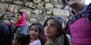 PBB: ISIS Telanjangi Gadis Muda Lalu Dijual Sebagai Budak