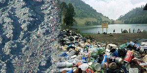 Prihatin, Pendaki Gunung Semeru Tinggalkan 1,5 Ton Sampah
