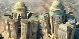 Abraj Kudai, Hotel Terbesar Sedunia Khusus Jamaah Haji